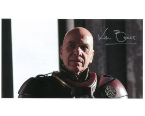 Ken Bones, Donald Sumpter , Doctor Who, Genuine Signed Autograph,  10436